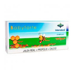 Internature BABYFORTE 20 ampollas