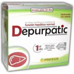 DEPURPATIC 20 Ampollas - Pinisan
