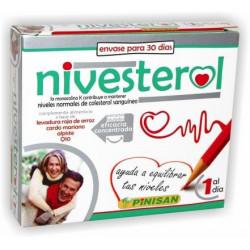 NIVESTEROL 30 Cápsulas - Pinisan
