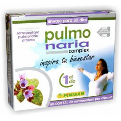 PULMONARIA COMPLEX 30 Cápsulas - Pinisan