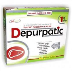 DEPURPATIC 30 Cápsulas - Pinisan