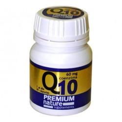Q-10 60 mg Premium Nature 30 Cápsulas - Pinisan