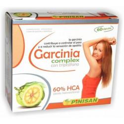 GARCINIA COMPLEX 60 Cápsulas - Pinisan