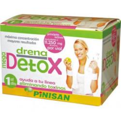 DRENA-DETOX 6x30 ml - Pinisan
