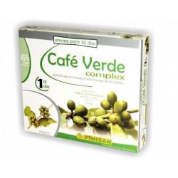 CAFE VERDE COMPLEX 30 Cápsulas - Pinisan