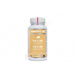 VIT C AB COMPLEX 1.000 mg 30 Tabletas Airbiotic