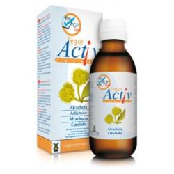 alcachofa activ jarabe 200 ml. Tegor