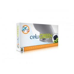 Celugreen - 40 cápsulas - Tegor