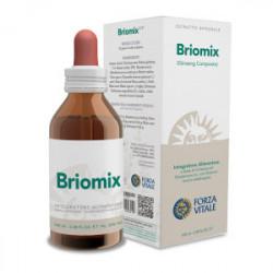 BRIOMIX (GINSENG COMPOSTO)  100 ml FORZA VITALE