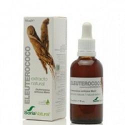 Extracto de Eleuterococo - 50 ml - Soria Natural