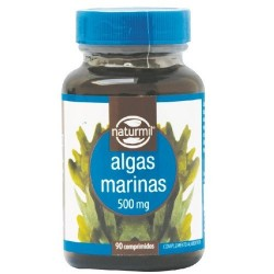Algas Marinas  500 mg  90 comp  Naturmil