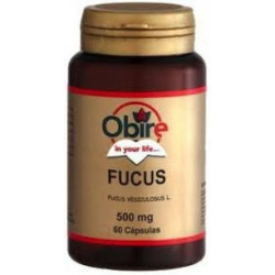 Fucús  500 mg  60 cap  Obire
