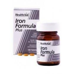 Iron formula Plus 100 tab - Health Aid