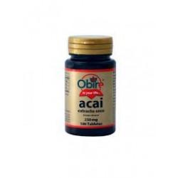 Acai - 250 mg - 100 tab - Obire