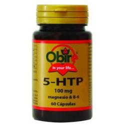 5 - HTP - 100 mg - 60 cap - Obire
