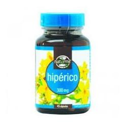 Hiperico - 300 mg - 45 cap - Naturmil