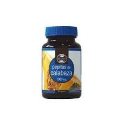 Pepitas de Calabaza - 1000 mg - 40 cap - Naturmil