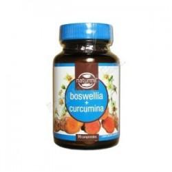 Boswelia + Curcumina 90 Comp - Naturmil