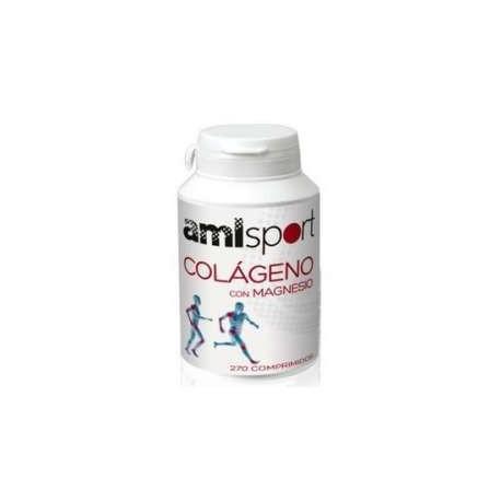 Amlsport - Colágeno con Magnesio - 270 comp - Ana Maria LaJusticia