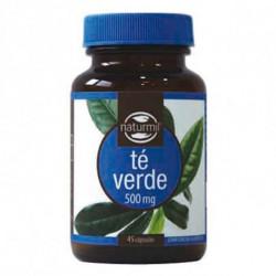 Té Verde 500 mg  45 cap  Naturmil