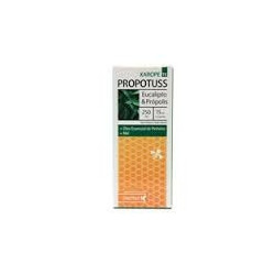 Propotuss - Propolis y Eucalipto - Jarabe 250 ml - Dietmed