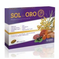 Sol de Oro Forte -Eladiet - 30 comprimidos