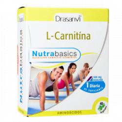 L-Carnitina · Drasanvi · 48 cápsulas
