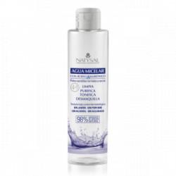 Agua Micelar con Acido HIaluronico - Natysal - 250 ml