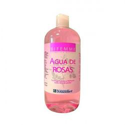 Agua de Rosas 1 L Bifemme YNSADIET