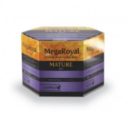 Mega Royal Mature Jalea Real - 20 Ampollas - DietMed
