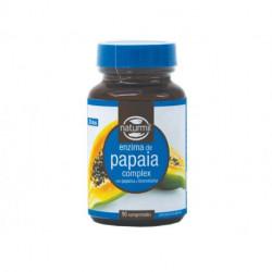 Enzimas de Papaya Complex - 90 Comp - Naturmil