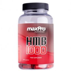 HMB 1000 maxPro 180 CAPSULAS
