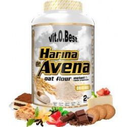 Harina de Avena Sabores 2Kg  ( VIT.O.BEST )