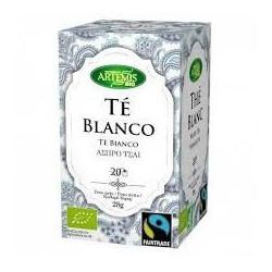 TE BLANCO ( ARTEMIS BIO ) 20 BOLSITAS.