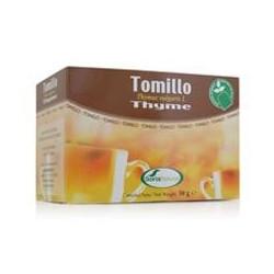 INFUSIONES DE TOMILLO ( SORIA NATURAL )20 BOLSITAS
