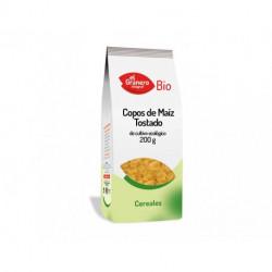 Copos de Maíz Tostado Bio, 200 g ( EL GRANERO )