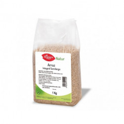 Arroz Integral Semilargo, 1 Kg ( EL GRANERO )