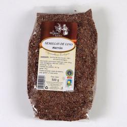 Semilla de lino marrón ( EL HORNO DE LEÑA )