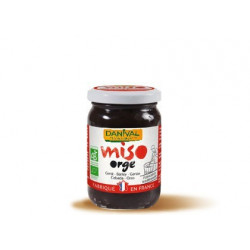Miso de cebada Bio  200 g  ( DANIVAL )