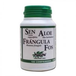 Aloe - Sen - Frangula - 100 comp - Plantapol