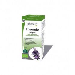 ACEITE ESENCIAL LAVANDA  BIO 10 ML ( PHYSALIS )