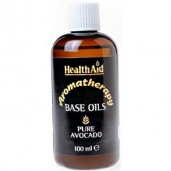 Aceite Puro  de aguacate ( HEALTH AID )
