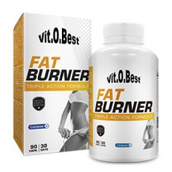 Vit.O.Best Fat Burner Plus Triple Accion 120 Caps