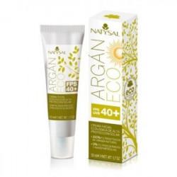 Crema de Argán ECO FPS 40 · Natysal · 50 ml ( NATYSAL )