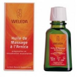 ACEITE PARA MASAJE CON ARNICA ( WELEDA ) 50 ml