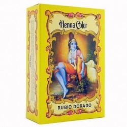 HENNA COLOR ( RUBIO DORADO )Radhe Shyam