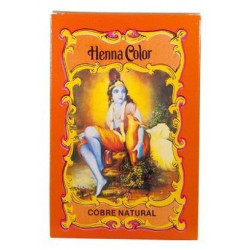 HENNA COLOR ( COBRE NATURAL )Radhe Shyam