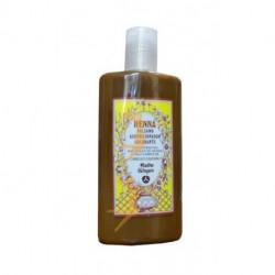 Balsamo Acondicionador Henna Color Castaño Radhe Shyam 250ml