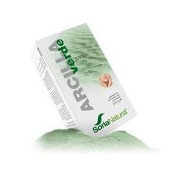 ARCILLA VERDE 250 gr ( SORIA NATURAL )