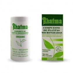 Desodorante Compuesto de Plantas Micronizadas, 75 gr. Rhatma